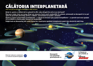 Călătoria interplanetara