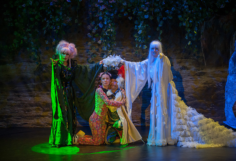 Taramul povestilor, teatrul Excelsior @credit foto Luca Achim