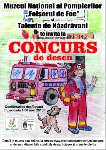 concurs desen Muzeul Pompierilor