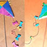 Zmeie din hârtie – decorațiuni în miniatură
