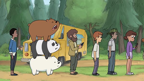 Aventurile fratilor ursi (3)