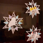 Decupaje de iarnă pentru ferestre - idei creative, 119 - editura Casa