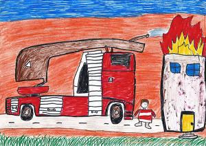 Cristian R., Telega (PH) 7 ani