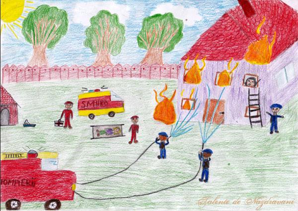Adina Maria U., Subcetate (HR), 9 ani