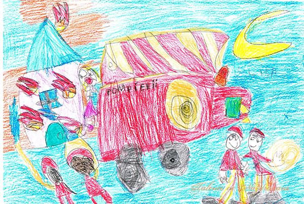 Elisa Eva T., Solca (SV), 5 ani