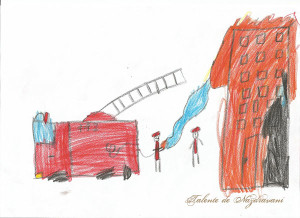 Andrei B., 8 ani, Schela (GL)