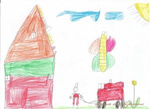 Camelia D., 8 ani, Schela (GL)