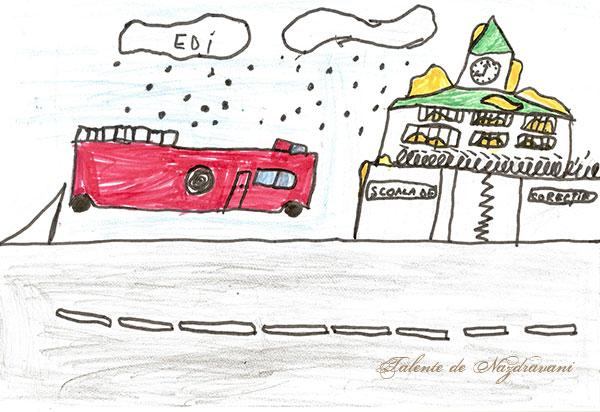 Eduard B., Ploiești, 7 ani