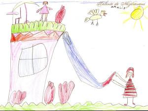 Amalia B., Ploiești, 7 ani
