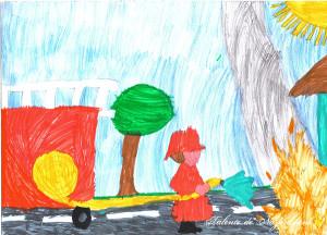 Cristian C., Câmpina, 9 ani
