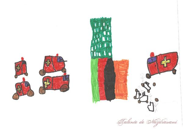Andrei S., Bragadiru, 6 ani