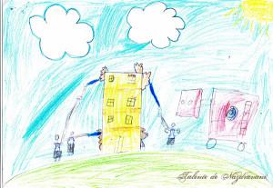 Iustina S, Câmpina,10 ani