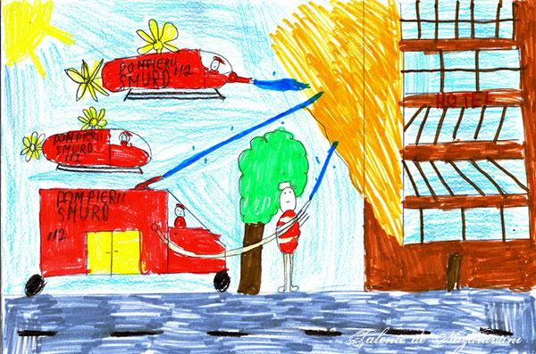 Călin S, Câmpina,10 ani