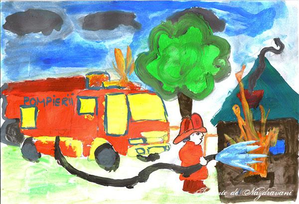 Delia R., 9 ani, Câmpina