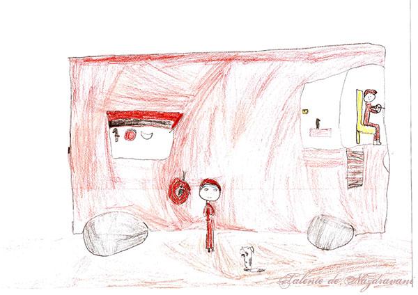 Daria S., Bragadiru, 8 ani