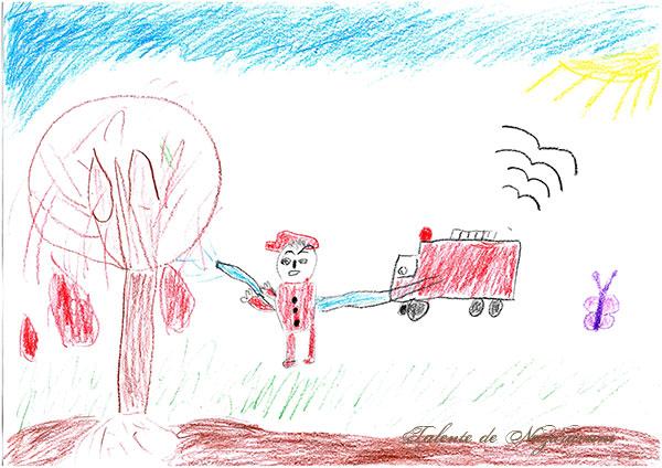 Cristina Mihaela C., Limanu, 4 ani