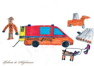 Alexandru D., Baia Mare, 7 ani