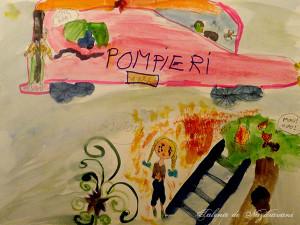 Maria G., București, 9 ani