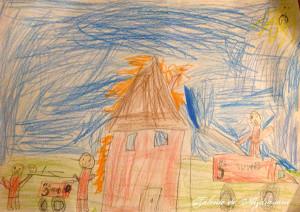 Alexandru, Bacău, 6 ani