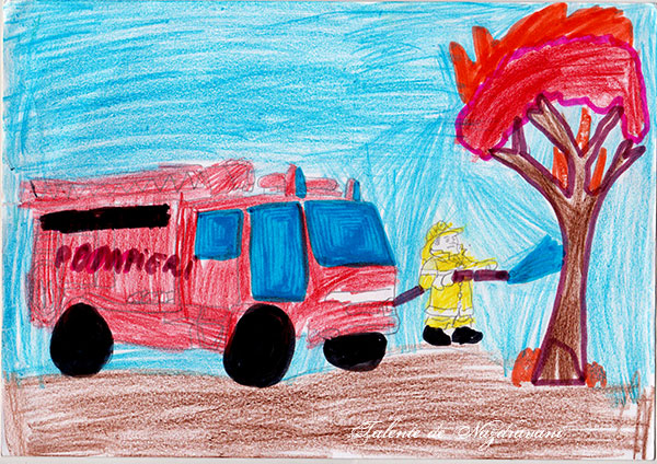 Andreea-Narcisa U., 9 ani, Matca (GL)