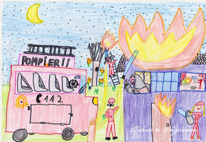 Larisa-Andreea P., 9 ani, Matca (GL)