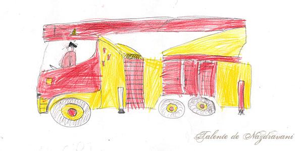 Erik C., 7 ani, Tăuții Măgherăuși (MM)