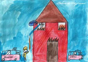 Andra C., 8 ani, Telega (PH)