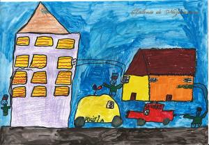 Denisa G., 8 ani, Telega (PH)