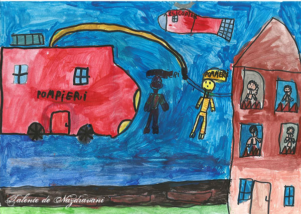 Adelina B., 8 ani, Telega (PH)