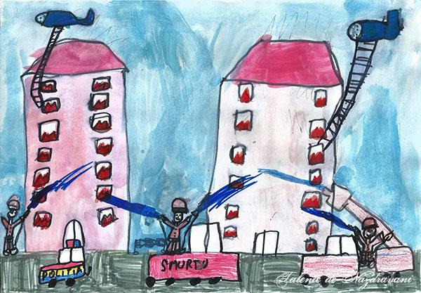Natalia R., 8 ani, Telega (PH)