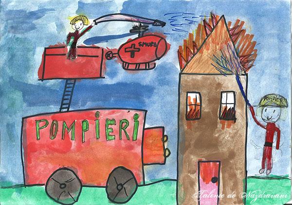 Cosmina P., 8 ani, Telega (PH)