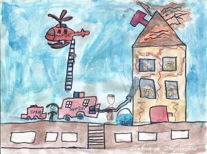 Daria N., 8 ani, Telega (PH)