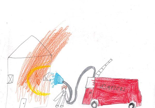 Andra P., Baia Mare, 7 ani