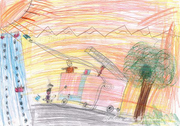Rares T., Baia Mare, 7 ani