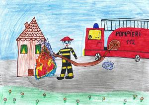 Remus M., Telega (PH), 7 ani