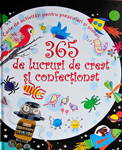 365 de lucruri de creat și confecționat - Rao