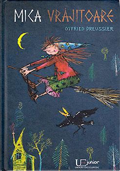 Mica Vrăjitoare, de Otfried Preussler