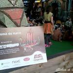 O oră de călătorie în timp: expoziția Viking Kids, la Mega Mall