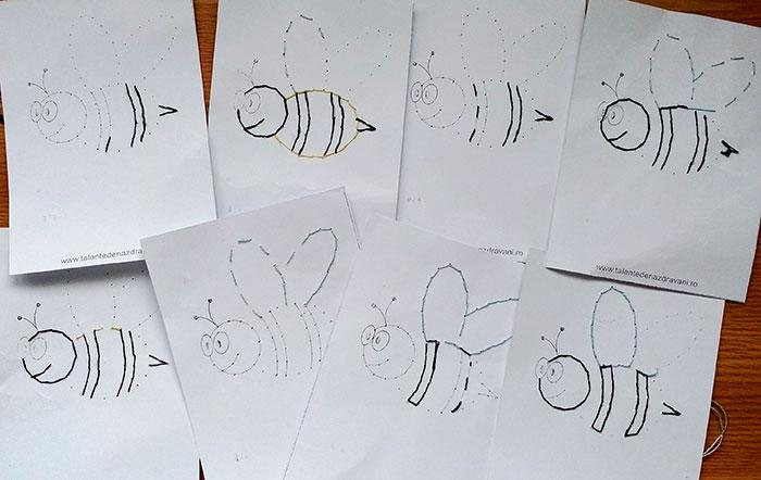 albine cusute