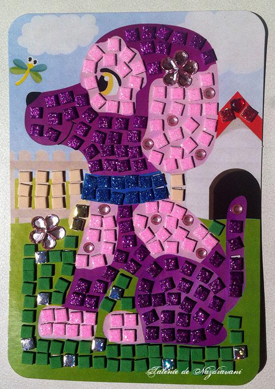 catel mozaic DACO