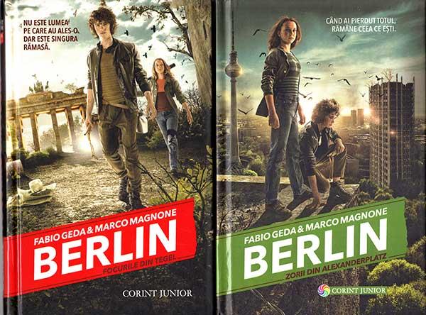 "Saga ""Berlin"" - Fabio Geda & Marco Magnone"