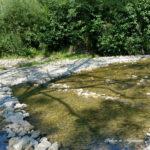 Camping în ținutul Neamțului - Valea pârâului spre Secu