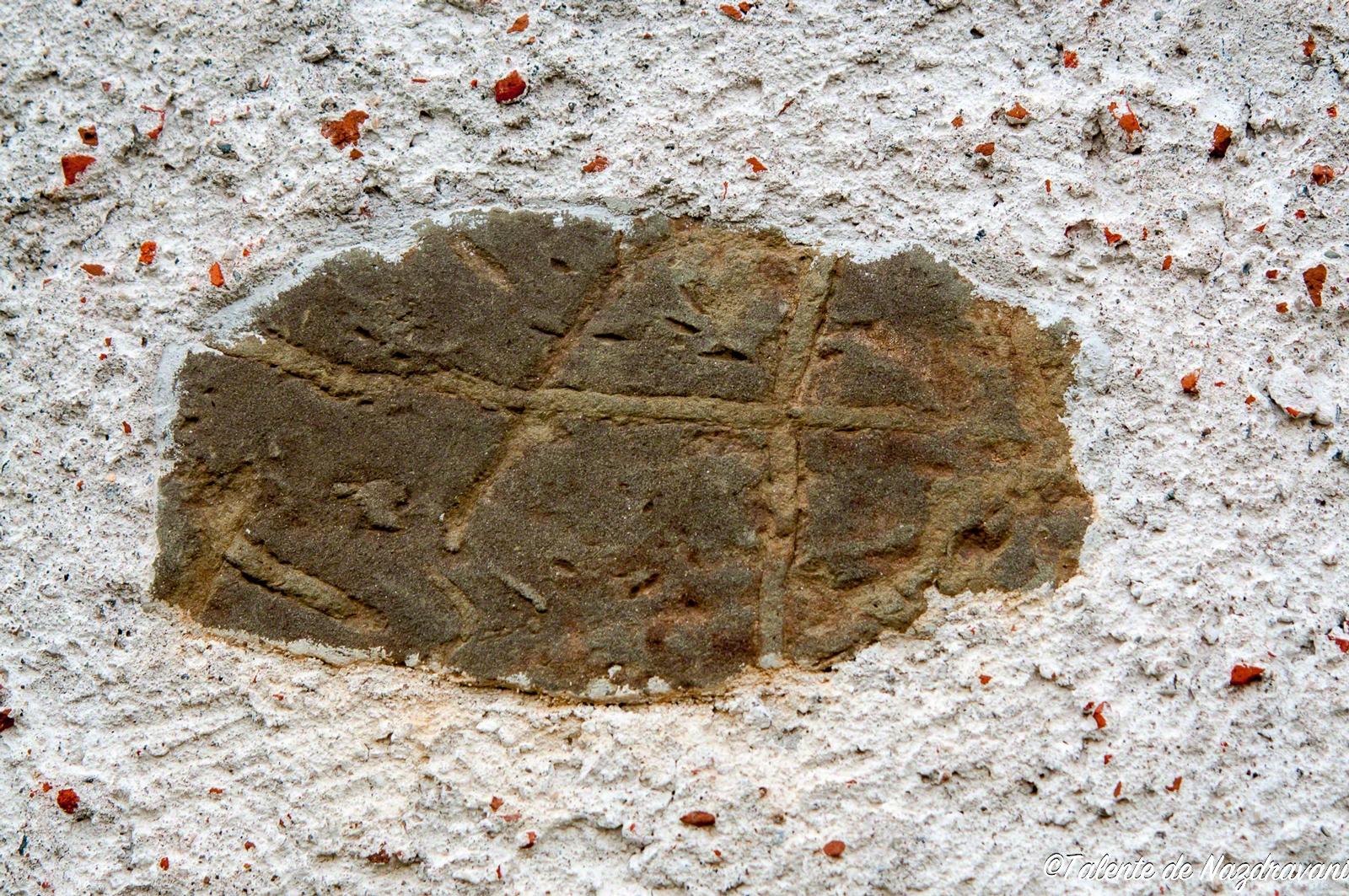 Geoparc Hateg - Casa Vulcanilor - urme de viermi preistorici