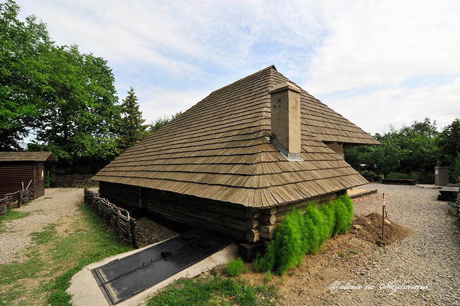 Humulesti - casa memorială Ion Creangă