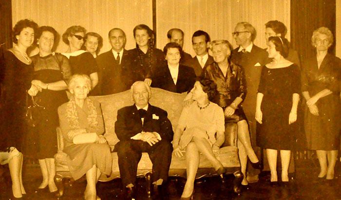 1960. Fotografie de familie