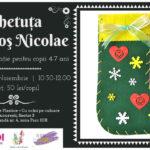 Atelier - 27 noiembrie - Ghetuța lui Moș Nicolae