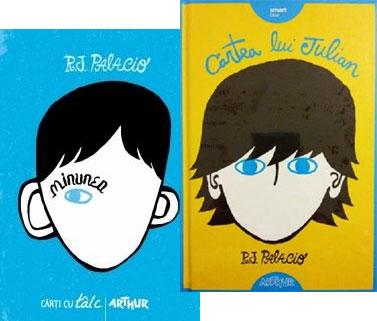 Minunea, Cartea lui Julian, R.J. Palacio
