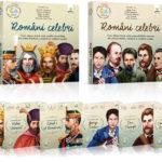 Colecția Români celebri - editura Gama
