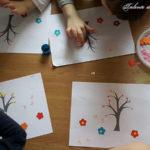 Matematica și colajele copiilor