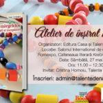 Atelier gratuit la Bookfest 2017